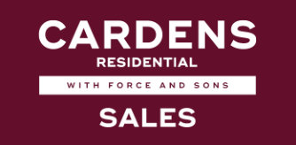 cardens residential - sales