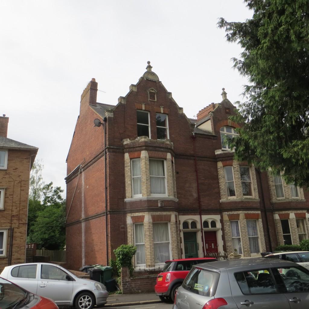 Queens Crescent, Exeter, 1 Bedroom, Apartment