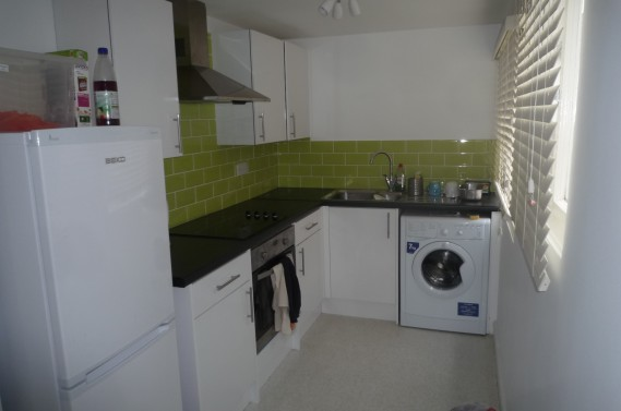Sidwell Street, Flat 3, Sidwell Street, Exeter - Photo 2
