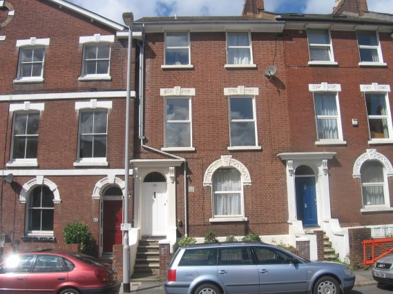 Longbrook Street, Flat 1, 63 Longbrook Street, Exeter - Photo 1