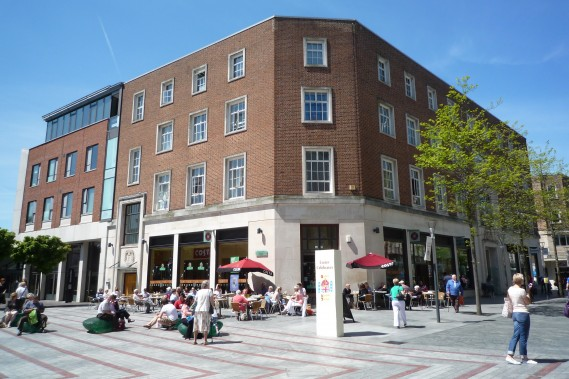 Bedford House, 14 Bedford Street, Princesshay Square, Exeter - Photo 1