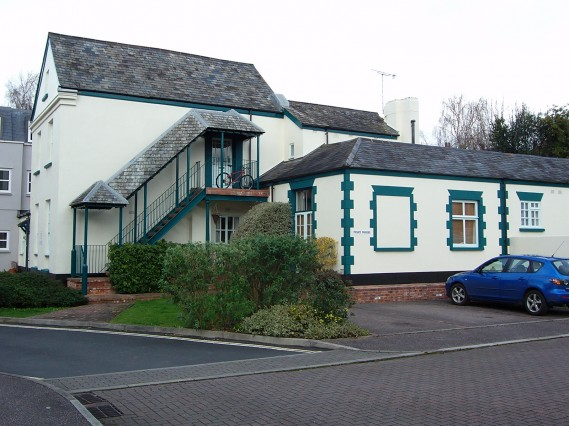 Robartes Court, Radnor Place, Exeter - Photo 1