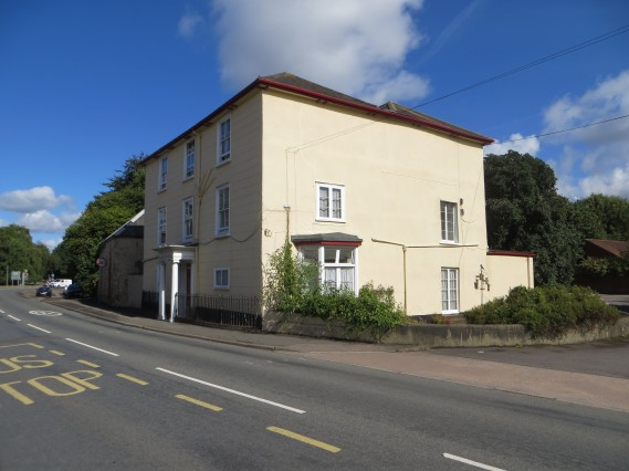 Investment Opportunity, 1 Church Road, Alphington, Exeter - Photo 2