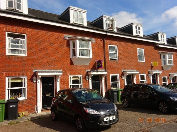 Sivell Mews, Sivell Place, Heavitree, Exeter - Photo 1
