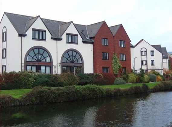 River Meadows, Water Lane, Exeter - Photo 1
